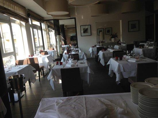 Principe Di Lazise: Blick ins Frühstückszimmer