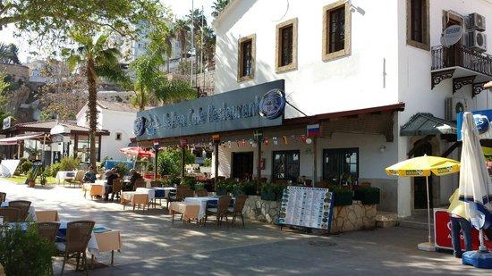 Yelken Cafe Restoran: Yelken Café Restaurant