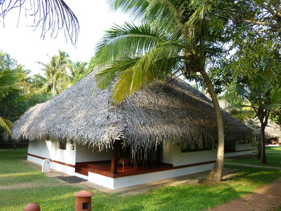 Marari Beach Resort : really cute 'villa'