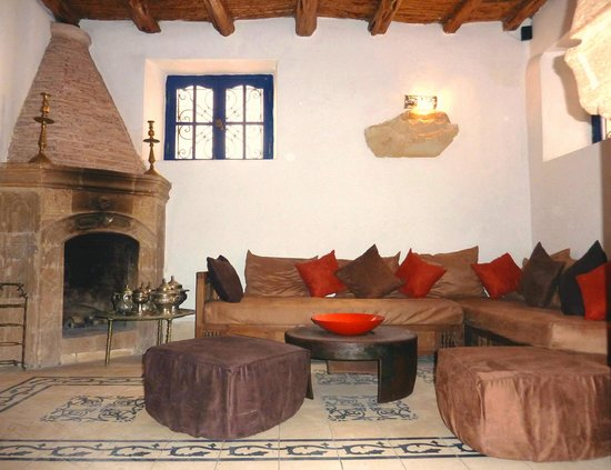Coin Cheminee Picture Of La Maison Du Vent Essaouira Tripadvisor