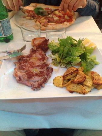 Ristorante Angolo Italiano : Entrecote