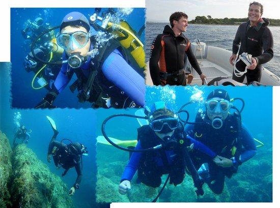 Plongee Passion : La vie du centre de plongée