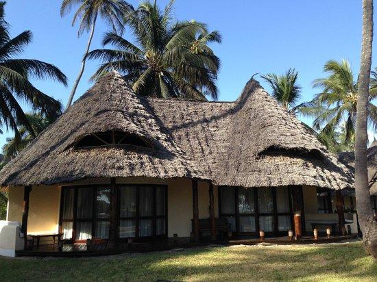 Ocean Paradise Resort & Spa: 2つの部屋をジョイントできるコテージも