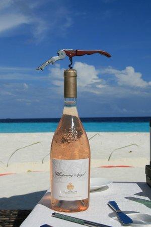 Jumeirah Dhevanafushi : rose retreat
