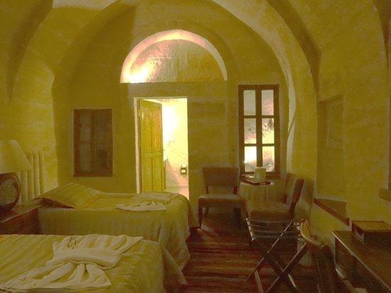 Temenni Evi Hotel: 客室です