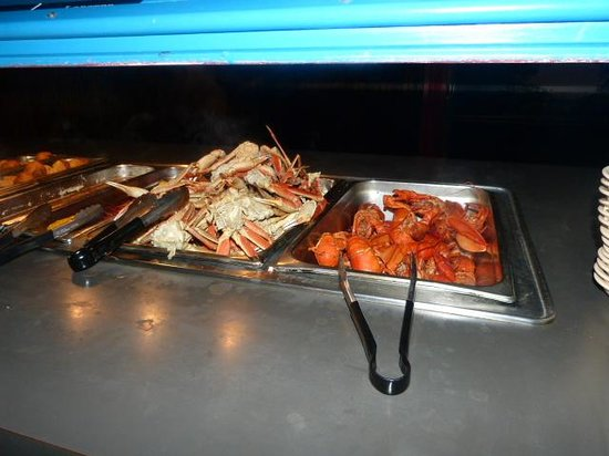 Whipper Snappers : Lobster and Crab Legs
