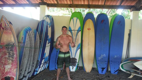 Beach Break Surf Camp and Hotel Playa Venao: The Ladies and I at Beach Break Surf Camp