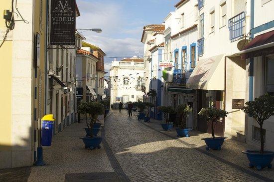 Amar Hostel & Suites : the town