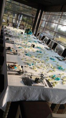 SALA Phuket Resort & Spa: The wedding table ;-)