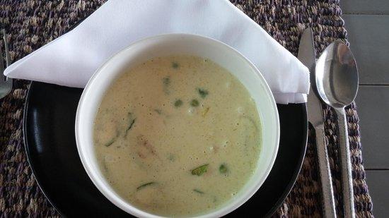 SALA Phuket Resort & Spa: Thai Cooking - Thai green chicken ;-)