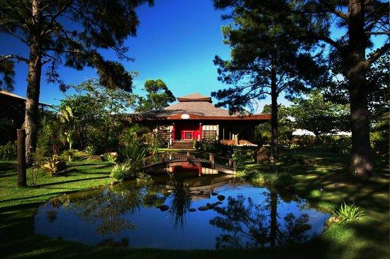 Ibiraquera: Templo