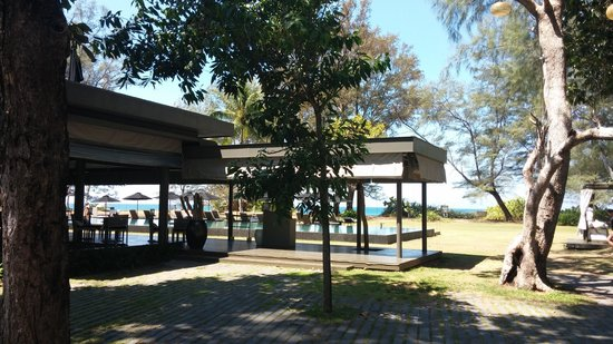 SALA Phuket Resort & Spa: Bar area ;-)