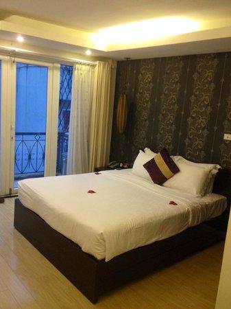 Hanoi Impressive Hotel: Room
