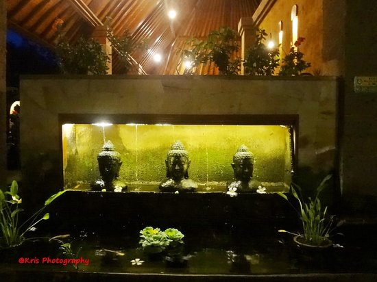 Tunjung Mas Resort Ubud: lobby