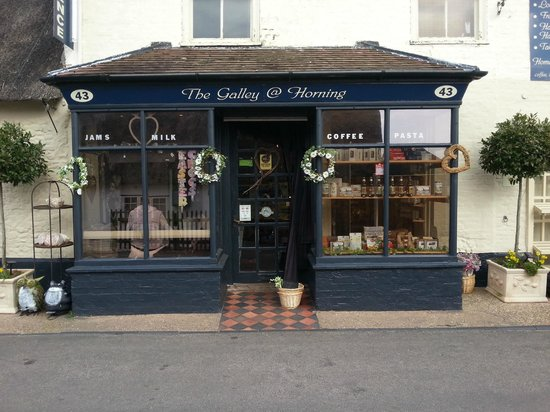 The Galley: The front of the Deli