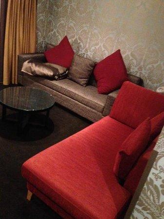 Hotel Kuva Chateau : Living Room