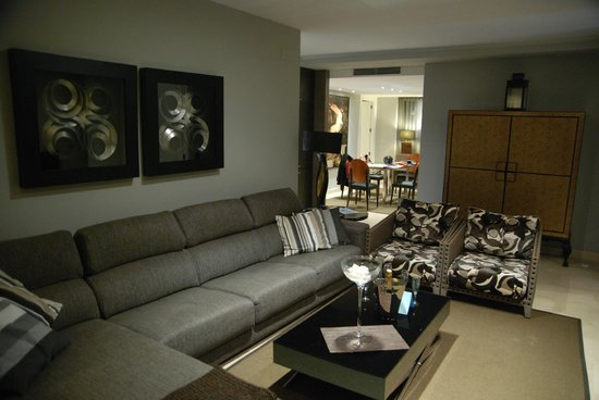 Carrera Luxury: Catedral apartments - Living room