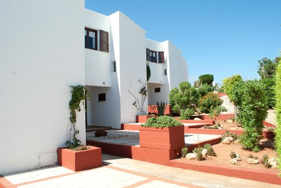 Apartamentos Sa Cornisa: Zona jardín