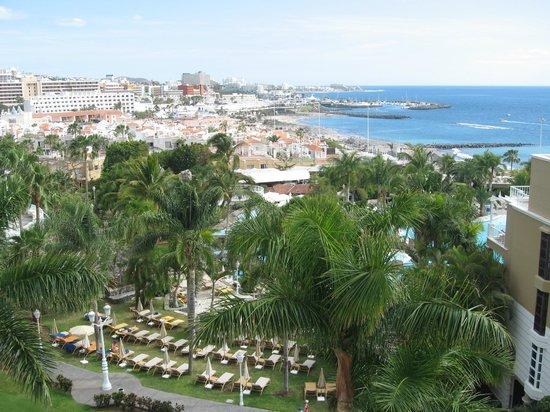 Jardines de Nivaria - Adrian Hoteles: вид из номера