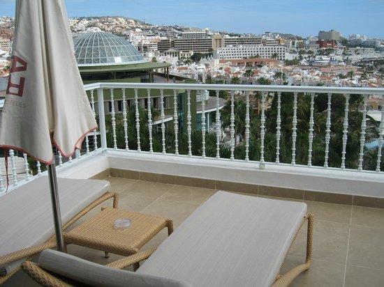 Jardines de Nivaria - Adrian Hoteles: наш балкон
