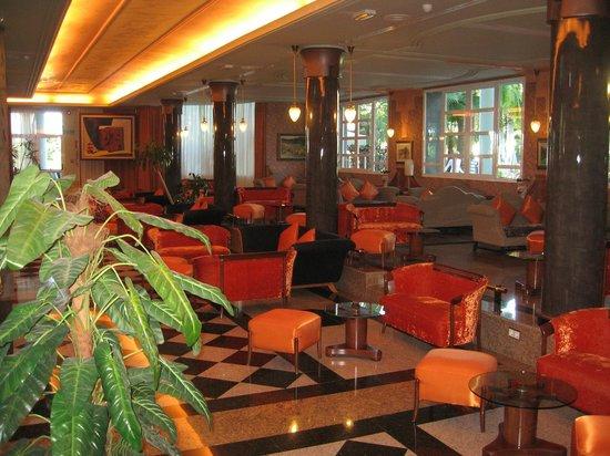 Jardines de Nivaria - Adrian Hoteles: интерьер отеля