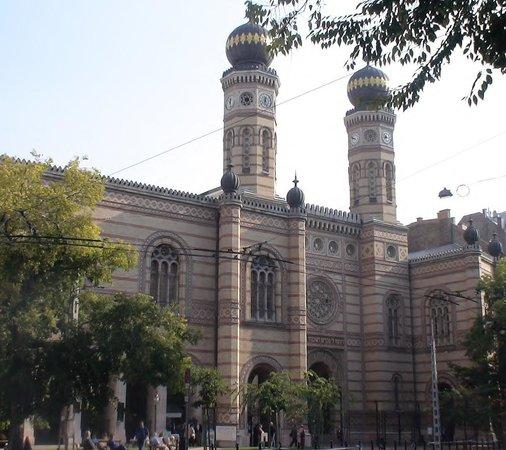 Gran Sinagoga: シナゴーク