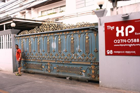 The XP Bangkok Hotel : Exterior - entrance