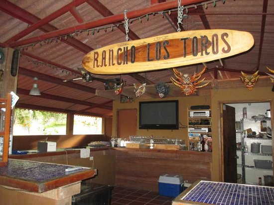 Rancho Los Toros: Dirty Devil Cantina for food and drink
