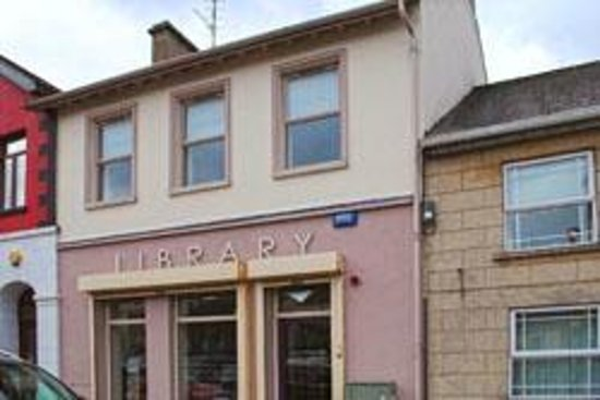 ‪Irvinestown Library‬