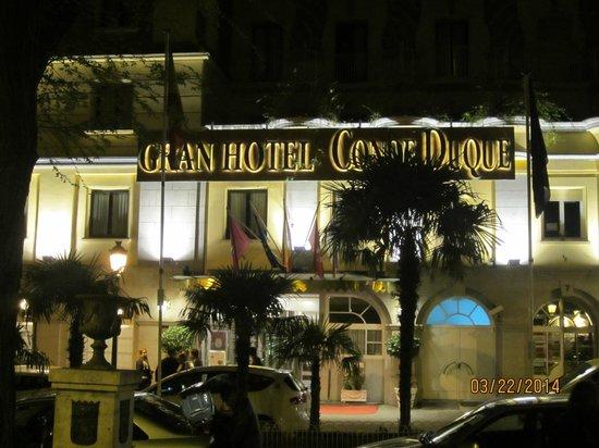 Sercotel Gran Hotel Conde Duque : Front of hotel