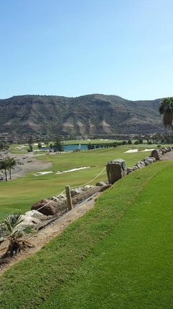 Anfi Tauro Golf: From course
