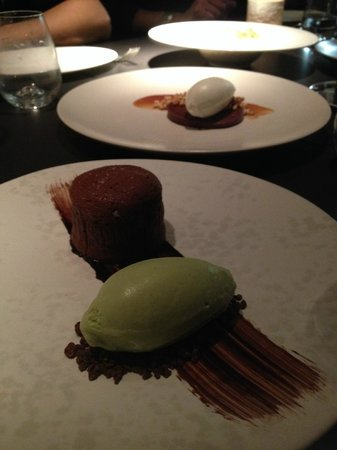 South Place Hotel: Dessert