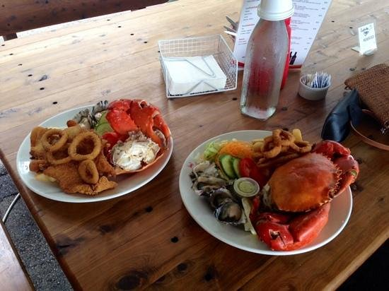 Catch a Crab: our choise to eat