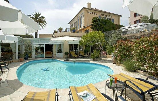 Hôtel Olivier, hôtels à Cannes