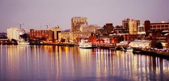 In The Heart Of Downtown Wilmington Nc Picture Of Hotel