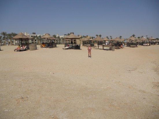 Siva Port Ghalib : Der weitläufige Strand