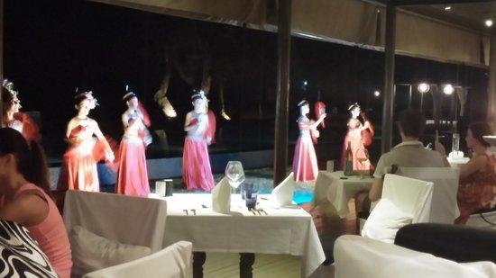 SALA Phuket Restaurant : Friday Night Entertainment ;-)