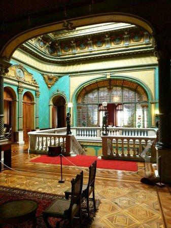 Museu Historico Santa Catarina: Museu Histórico - Primeiro Andar