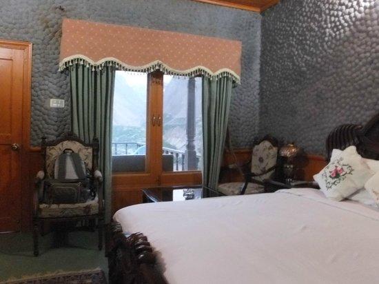 Hotel Hunza Embassy: ホテルの部屋