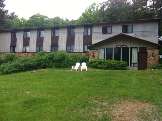 Silver Bay YMCA - Conference and Family Retreat Center: Spangler Hall