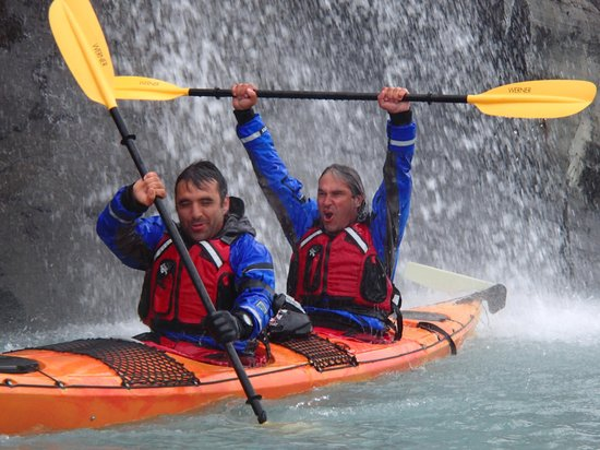Upsala Kayak Experience: EXCELENTE!!!!
