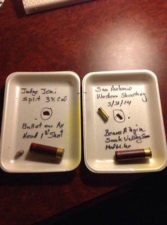 San Antonio Western Shooting: ...and I've got proof!