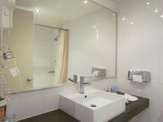 Mercure Perth: bagno