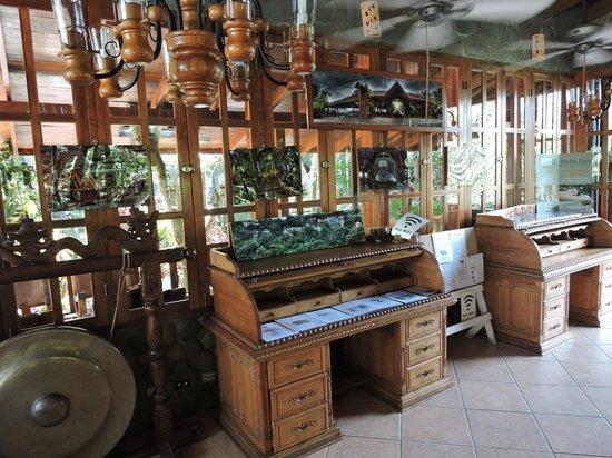 Hotel Costa Verde: lobby