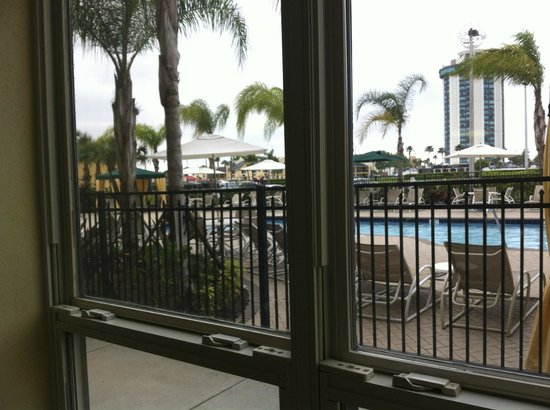 Homewood Suites Orlando-Nearest to Universal Studios: Room view