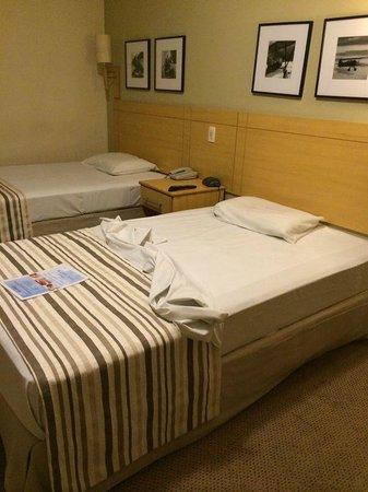 Monreale Hotel : Quarto