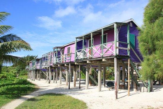 Ignacio's Cabins: Our island paradise