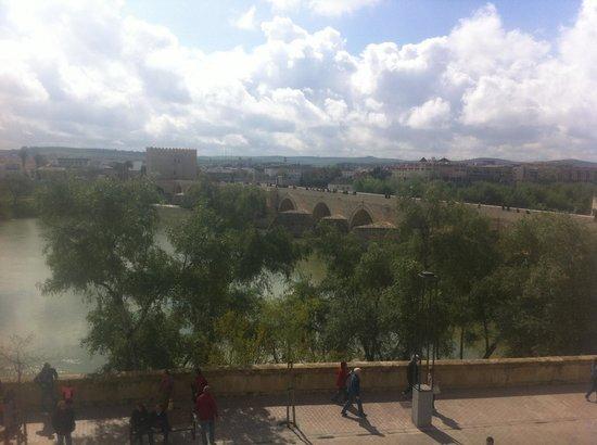 Hostal El Triunfo: Vistas desde la habitación