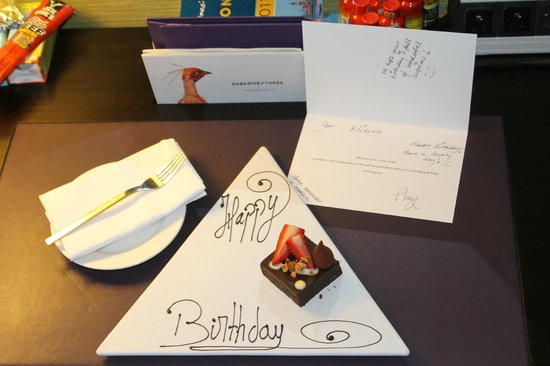 St. Ermin's Hotel, Autograph Collection : A surprise welcome from the hotel staff