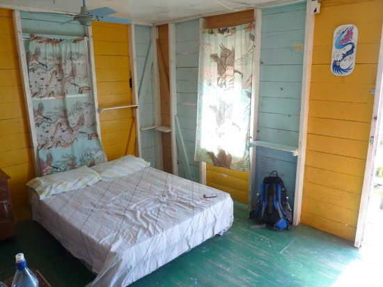 Ignacio's Cabins: Cabin 18